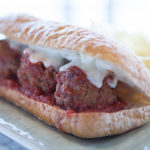 meatball sandwich ATL text